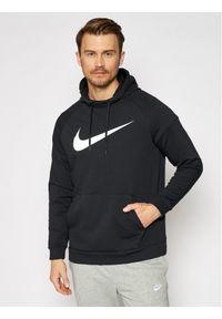 Nike Bluza CZ2425 Czarny Standard Fit. Kolor: czarny