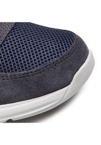 Geox Sneakersy U Damiano B U15ANB 014EK C0700 Granatowy. Kolor: niebieski