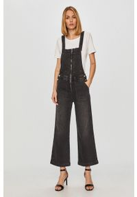 Pepe Jeans - Jeansy Claire. Kolor: szary