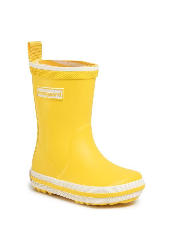 Żółte kalosze Bundgaard