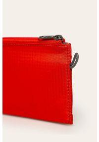 Czerwony portfel Jack Wolfskin gładki