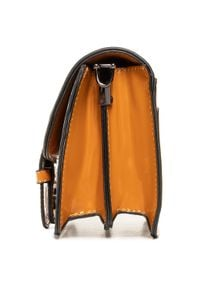 Pomarańczowa torebka Monnari