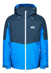 Niebieska kurtka sportowa Millet narciarska