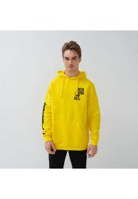 House - Bluza z kapturem Pokémon - Żółty. Typ kołnierza: kaptur. Kolor: żółty