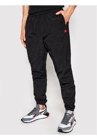 Ellesse Spodnie dresowe Mellas SHI05237 Czarny Regular Fit. Kolor: czarny. Materiał: dresówka