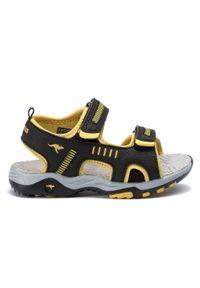 Czarne sandały KangaRoos na lato, klasyczne #7