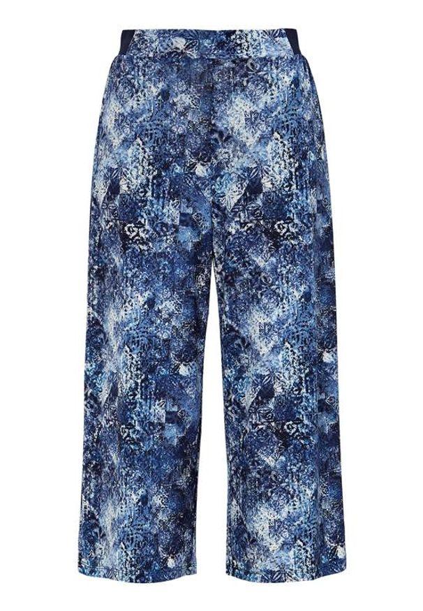 Niebieskie spodnie Cellbes na co dzień, eleganckie