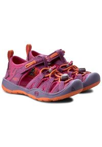 Fioletowe sandały keen