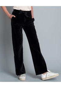 MONCLER - Spodnie. Kolor: czarny