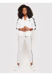 Kappa Bluza Imilia 309072 Biały Regular Fit. Kolor: biały
