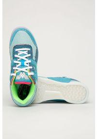 Niebieskie buty sportowe Reebok Classic Reebok Classic, z cholewką