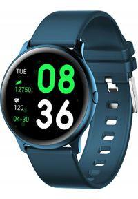 Smartwatch Pacific 25-2 Niebieski (PACIFIC 25-2 niebieski). Rodzaj zegarka: smartwatch. Kolor: niebieski