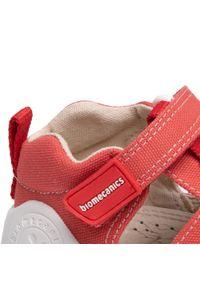 Biomecanics - Sandały BIOMECANICS - 202211 C-Rojo. Kolor: czerwony. Materiał: materiał