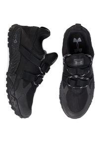 Czarne sneakersy Under Armour z cholewką, na co dzień
