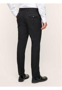 Czarne spodnie Karl Lagerfeld