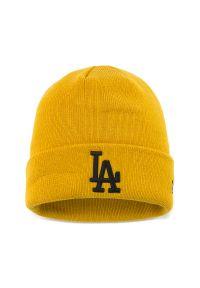 New Era Essential LA Dodgers > 12490159. Materiał: dzianina, akryl. Styl: elegancki