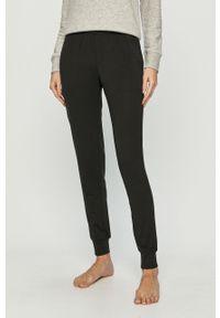 Czarne spodnie dresowe Calvin Klein Underwear melanż