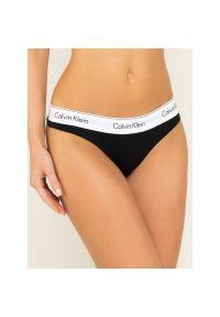 Czarne stringi Calvin Klein Underwear