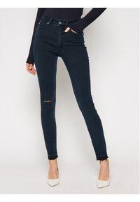 Calvin Klein Jeansy Skinny Fit K20K202478 Granatowy Skinny Fit. Kolor: niebieski