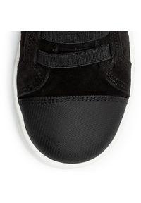 Garvalin - Trzewiki GARVALIN - 191656 S A-Negro. Okazja: na spacer. Kolor: czarny. Materiał: skóra, skóra ekologiczna, zamsz. Szerokość cholewki: normalna. Sezon: zima. Styl: młodzieżowy