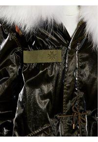 Czarna kurtka zimowa Mr & Mrs Italy