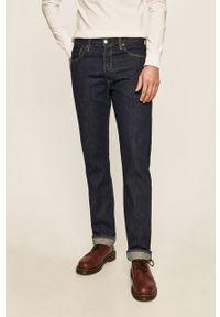 Niebieskie jeansy Levi's® klasyczne