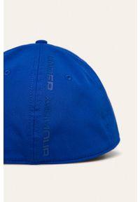 Niebieska czapka z daszkiem Under Armour