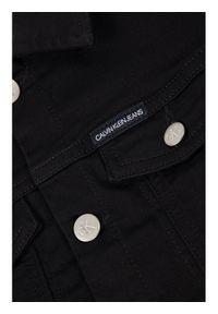 Calvin Klein Jeans Kurtka przejściowa Trucker Sust IU0IU00072 Czarny Regular Fit. Kolor: czarny #8