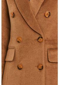 Płaszcz Answear Lab wakacyjny, bez kaptura, na co dzień