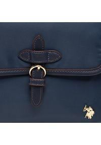 Niebieski plecak U.S. Polo Assn klasyczny