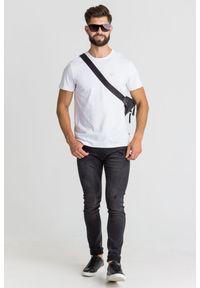 T-shirt Versace Jeans Couture w kolorowe wzory