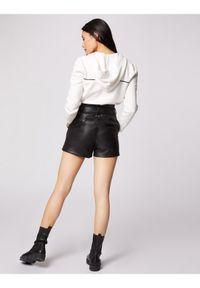 Morgan Kardigan 211-MANSA Biały Regular Fit. Kolor: biały