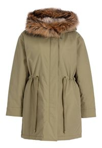 Zielona kurtka zimowa MAX&Co.