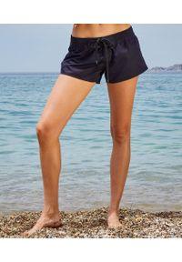 Sandy Szorty Surfingowe - M - Czarny - Etam. Kolor: czarny. Materiał: materiał, poliester