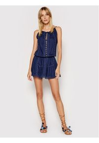 Niebieska sukienka letnia Melissa Odabash