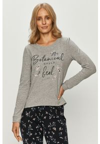 Szara piżama Henderson Ladies długa