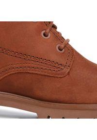 Brązowe buty trekkingowe Panama Jack