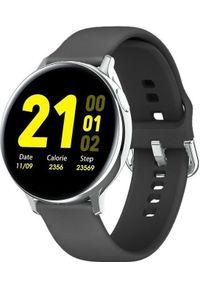 Smartwatch Pacific 24-2 Szary. Rodzaj zegarka: smartwatch. Kolor: szary