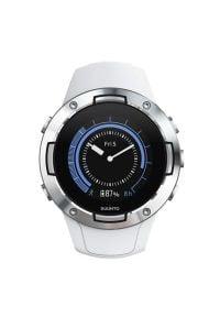 Zegarek sportowy SUUNTO 5 Biały. Kolor: biały. Styl: sportowy