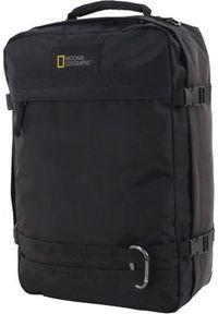 Czarny plecak National Geographic