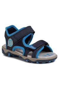 Niebieskie sandały Superfit na lato #6