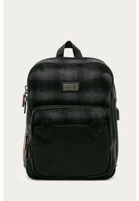 Czarny plecak Pepe Jeans