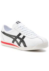Białe buty sportowe Onitsuka Tiger z cholewką, na co dzień