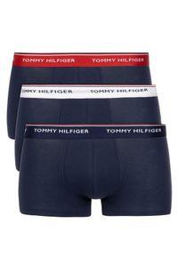 Niebieskie bokserki TOMMY HILFIGER
