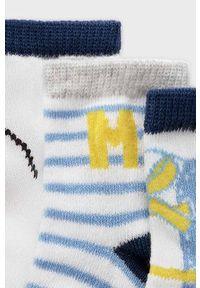 Niebieskie skarpetki Mayoral Newborn