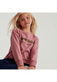 Reserved - Bluzka Harry Potter - Różowy. Kolor: różowy