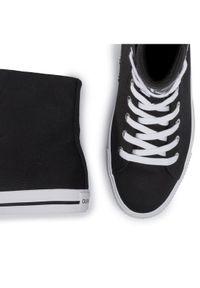 Czarne sneakersy Calvin Klein Jeans