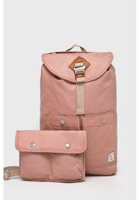 Doughnut - Plecak Montana Rose. Kolor: różowy