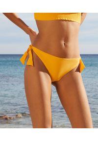 Żółte dół bikini Etam