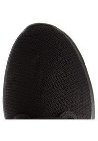 Etnies - Sneakersy ETNIES - Scout 4101000419 Black/Black/Gum 544. Kolor: czarny. Materiał: skóra, skóra ekologiczna, materiał. Szerokość cholewki: normalna. Styl: klasyczny
